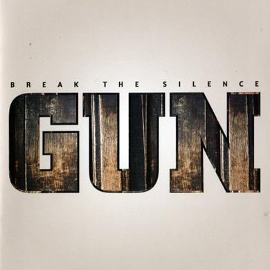 Gun Break The Silence CD Album CD
