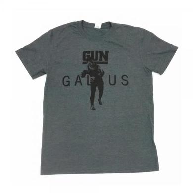 Gun Gallus Blue-Grey T-Shirt