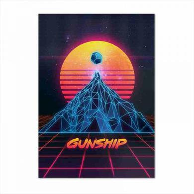 Gunship Album Poster