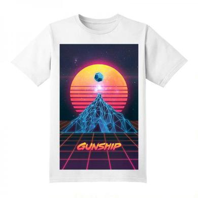 Gunship White Album T-Shirt