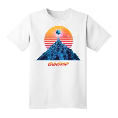 Gunship Sun & Mountain T-Shirt
