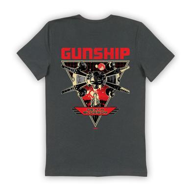 Gunship Limited Edition Death Blossom T-shirt