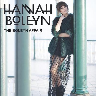Hannah Boleyn The Boleyn Affair (Signed Exclusive) CD