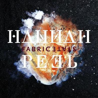 Hannah Peel Fabricstate EP (Limited Red 10 Inch) 10 Inch (Vinyl)