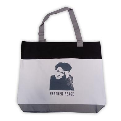 Heather Peace Tote Bag