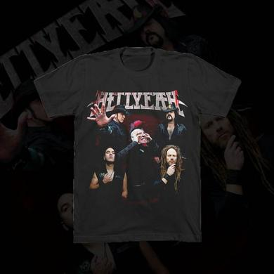 2015 Official Hellyeah Photo Tour T-Shirt