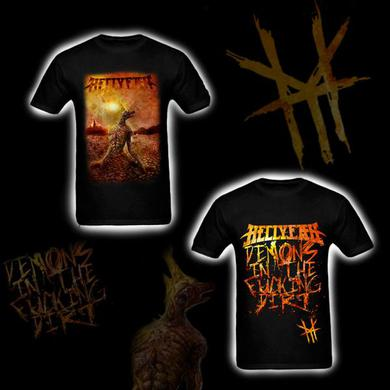 Hellyeah Demons In The ******* Dirt T-Shirt