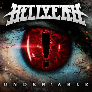 Hellyeah Unden!able 2LP Coloured Vinyl Double Heavyweight LP