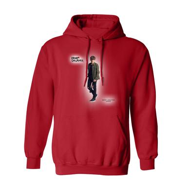 Henry Gallagher Red Christmas Customizable 'Name' Hoodie