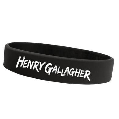 Henry Gallagher Black Wristband
