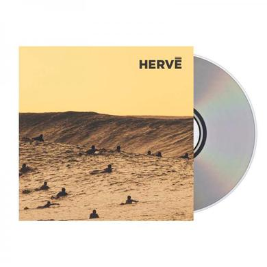Herve Hallucinated Surf   CD