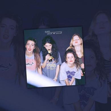 Hinds Leave Me Alone Standard CD Album CD