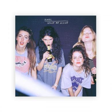 Hinds Leave Me Alone - 2 x LP Deluxe Edition Double Heavyweight LP (Vinyl)