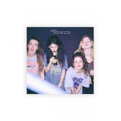 Hinds Leave Me Alone 2-Disc Deluxe CD Album Deluxe CD