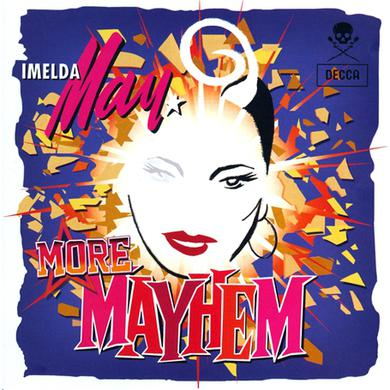 Imelda May Mayhem (2011 Deluxe Edition) CD