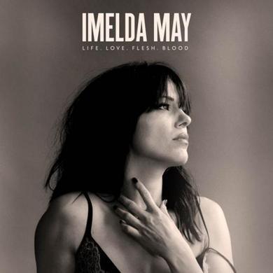 Imelda May Life. Love. Flesh. Blood. CD Album CD