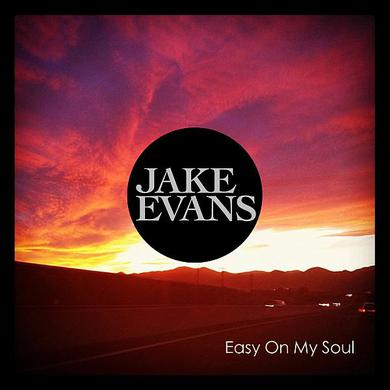 Jake Evans Easy On My Soul EP  CD (Vinyl)