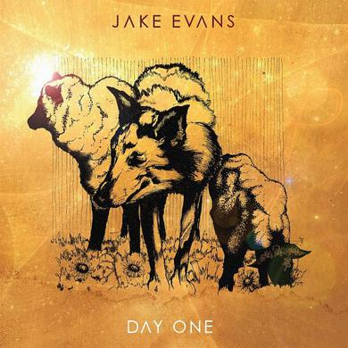 Jake Evans Day One (Signed) (LTD ED LP W/CD Insert & Exclusive Bonus 4 Track CD EP) LP (Vinyl)