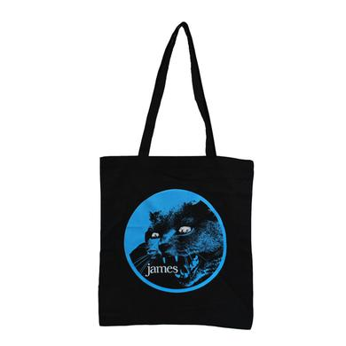 James 2010 Tour Cat Tote Bag