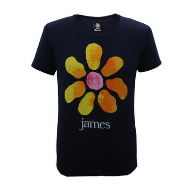 James Mens New Flower T-Shirt