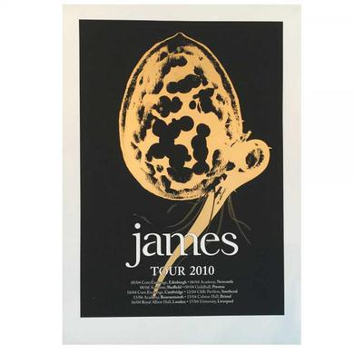 James Seedling Screen Print Poster
