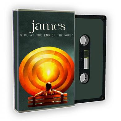 James Girl At The End Of The World (Limited Edition) Cassette