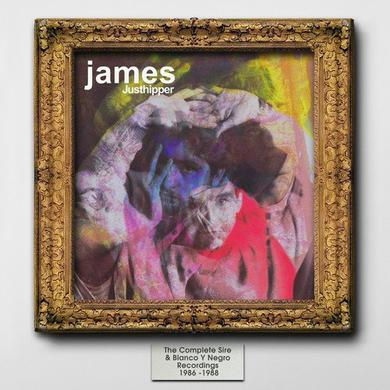 James Justhipper: The Complete Sire & Blanco Y Negro Recordings 1986-1988 2CD Album CD