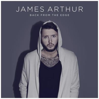 James Arthur Back From The Edge CD Album CD