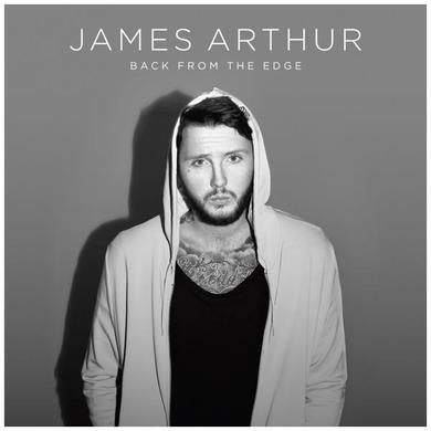 James Arthur Back From The Edge Deluxe CD Album Deluxe CD