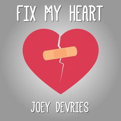 Joey Devries Fix My Heart CD1 (Signed) CD Single