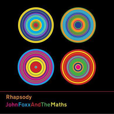 John Foxx Rhapsody  CD