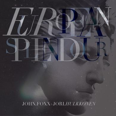 John Foxx European Splendour CD