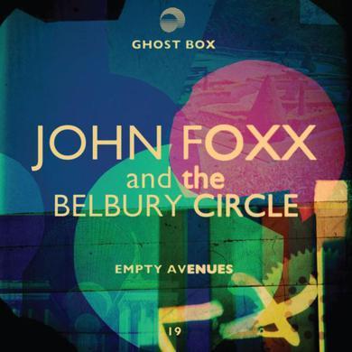 John Foxx Empty Avenues CD