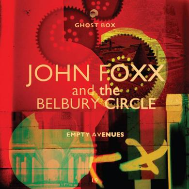 John Foxx Empty Avenues 10 Inch