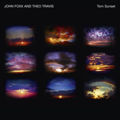 John Foxx Torn Sunset CD