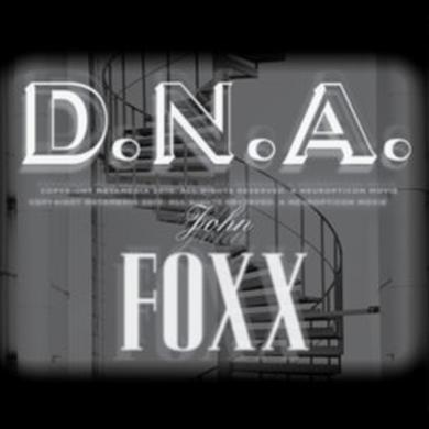 John Foxx DNA (Store Exclusive) CD/DVD