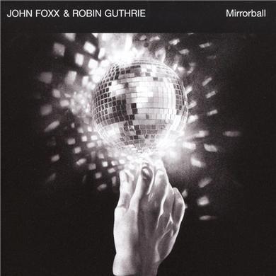 John Foxx Mirrorball CD