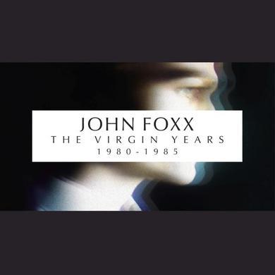 John Foxx - The Virgin Years (1980 - 1985)  CD