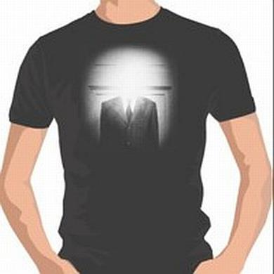John Foxx Quiet Man t-shirt (Grey)
