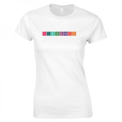 John Foxx Film 1 Womens White T-Shirt