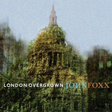 John Foxx London Overgrown (Exclusive) CD