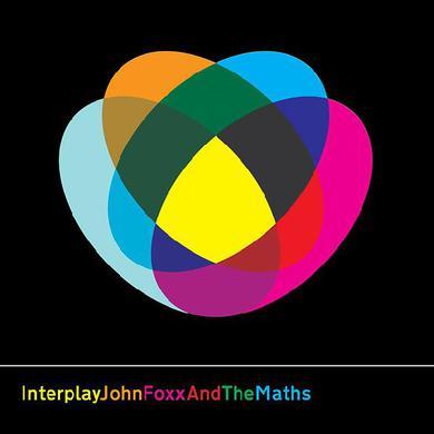 John Foxx Interplay [Gatefold LP] Heavyweight LP (Vinyl)