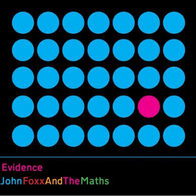 John Foxx Evidence  CD