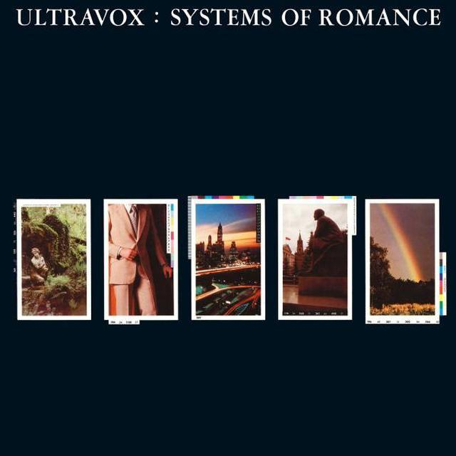 John Foxx Systems of Romance (White Vinyl) Heavyweight LP