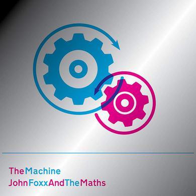 John Foxx The Machine Limited Vinyl LP