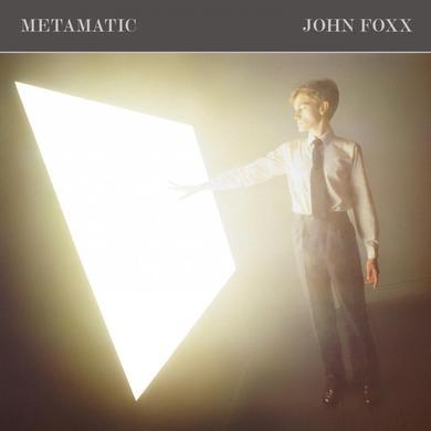 John Foxx Metamatic 3CD Deluxe Edition Deluxe CD
