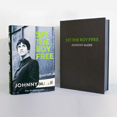 Johnny Marr Set The Boy Free - Special Edition (Signed, Limited)