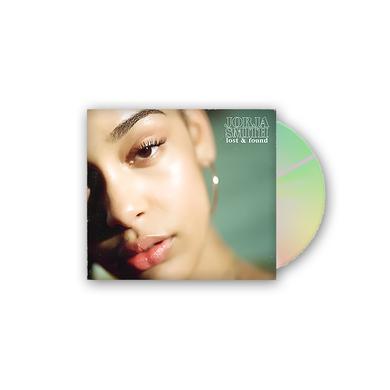 Jorja Smith Lost & Found CD Album CD