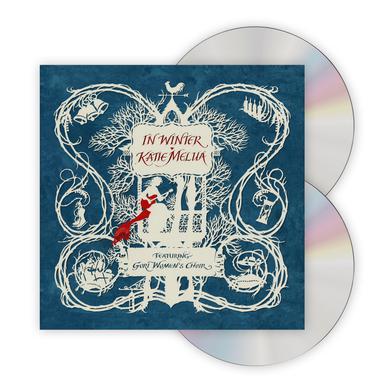 Katie Melua In Winter 2CD Album (Special Edition) Deluxe CD