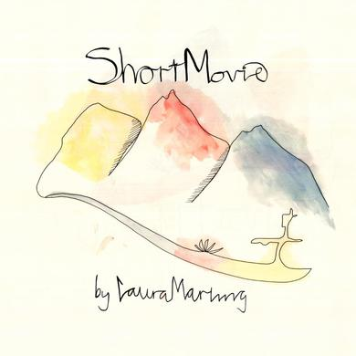 Laura Marling Short Movie Vinyl 2LP Double LP